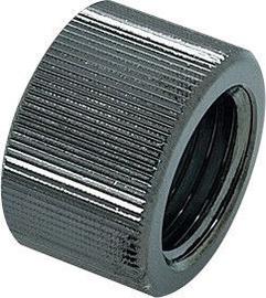 EK Water Blocks EK-AF Extender 12mm F-F G1/4 Black Nickel