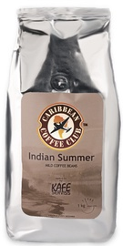 Caribbean Coffee Club Indian Summer Coffee Beans 1kg