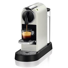 Kapsulas kafijas automāts Nespresso Citiz, balta/melna
