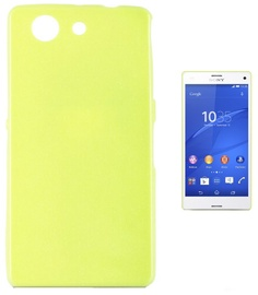 Telone Candy Ultra Slim Back Case For Sony D5803/D5833 Xperia Z3 Compact Light Green