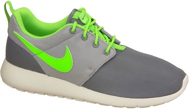 Nike Running Shoes Roshe One Gs 599728-025 Gray 38.5