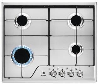 Gāzes plīts Electrolux KGS6424BX