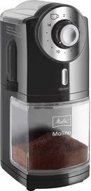Kafijas dzirnaviņas Melitta Molino 1019-02 Black