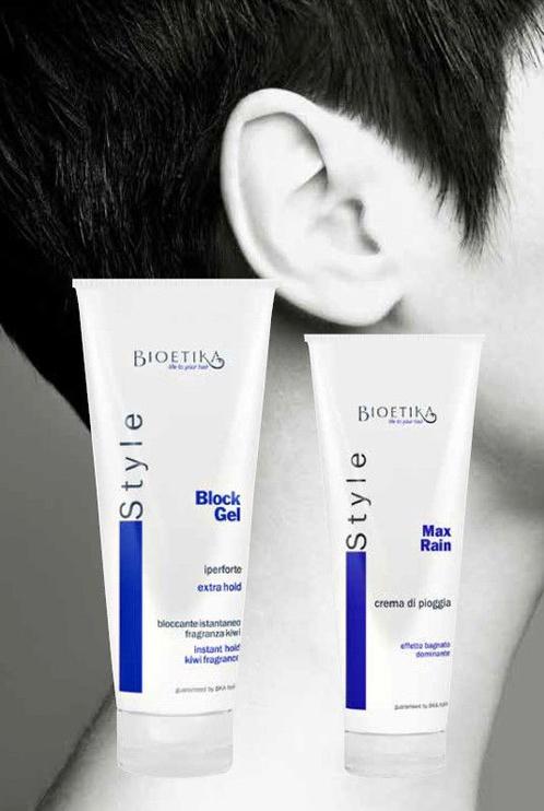 Гель для волос Bioetika Block Gel Extra Hold, 250 мл