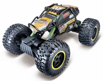 Maisto Tech Rock Crawler Pro Series 4WS 81334