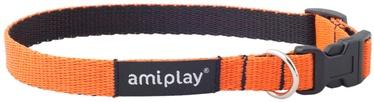 Kaklasiksna Amiplay Twist, oranža, 400 mm