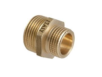 "TDM Brass Adapter I/I 1""x3/4"""