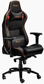 Spēļu krēsls Canyon Corax CND-SGCH5, melna