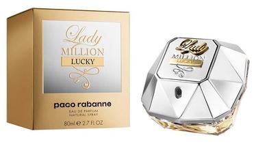 Парфюмированная вода Paco Rabanne Lady 1 Million Lucky 80ml EDP