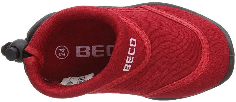 Beco Children Swimming Shoes 921715 Red 33