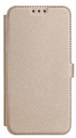 Mocco Shine Book Case For Samsung Galaxy J6 J600 Gold