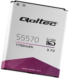 Qoltec Battery For Samsung Galaxy Mini S5570 1200mAh