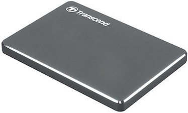 """Transcend StoreJet 25C3N 2.5"""" 2TB Grey"""
