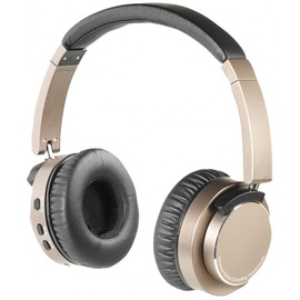 Austiņas Vivanco HighQ Audio BT Bronze, bezvadu