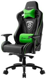 Sharkoon Skiller SGS4 Black/Green