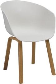 Ēdamistabas krēsls Signal Meble Ego, balta