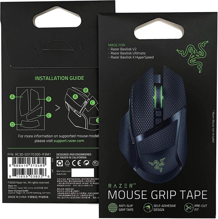 Razer Mouse Grip Tape For Basilisk X/V2/Ultimate
