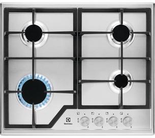 Gāzes plīts Electrolux EGS6426SX Inox