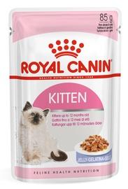 Влажный корм для кошек (консервы) Royal Canin FHN Kitten Instinctive In Jelly 85g 12pcs