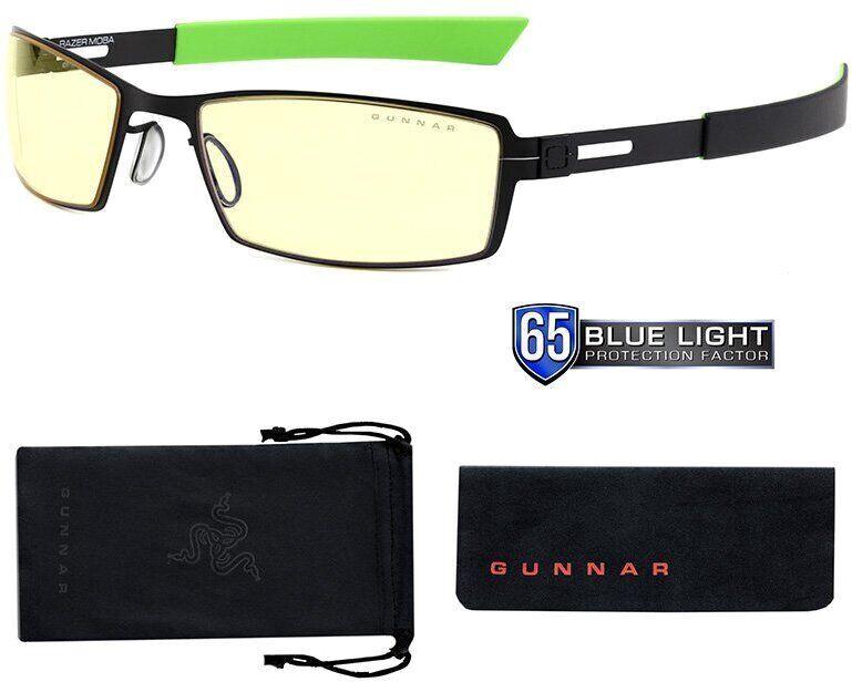 Gunnar MOBA Razer Edition Gaming Glasses