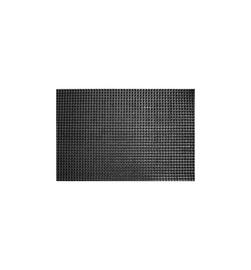 Придверный коврик Easy Turf Black, 40 x 60 cm