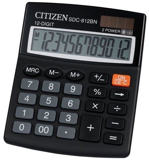 Citizen SDC-812BN