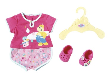 Zapf Creation Baby Born Pyjamas With Shoes 43cm