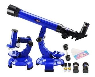 Intelektuāla rotaļlieta Convertible Microscope And Telescope LN1136