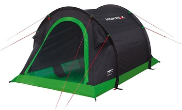 Telts High Peak Stella 2 Black/Green 10131