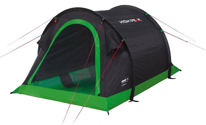Telts High Peak Stella 2 Black/Green 10131