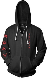 Jinx Anthem Flying High Hoodie Black M
