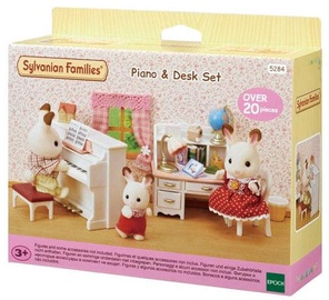 Epoch Sylvanian Families Piano & Desk Set 5284