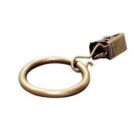 Кольцо Domoletti, золотой, 19 мм, 10 шт.
