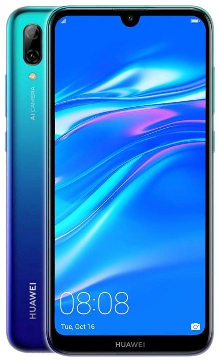 Mobilais telefons Huawei Y7 Aurora Blue, 32 GB