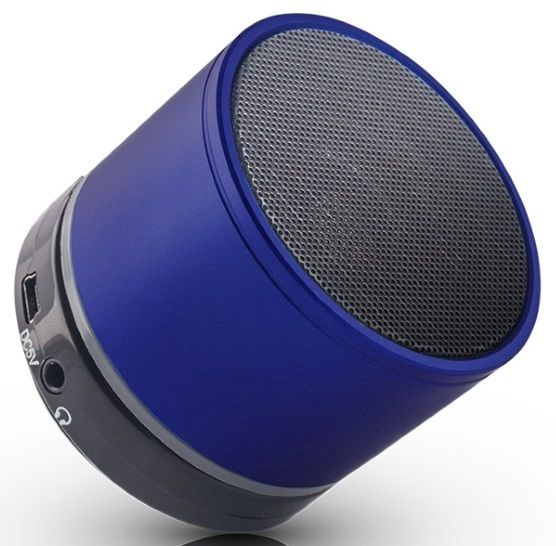 Bezvadu skaļrunis Forever BS-100 Blue, 3 W