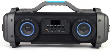 Bezvadu skaļrunis Platinet Boombox PMG78, melna, 51 W