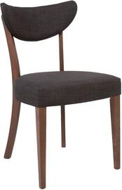 Ēdamistabas krēsls Home4you Adele Dark Grey 21923