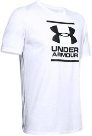 Футболка Under Armour GL Foundation T-Shirt 1326849-100 White S