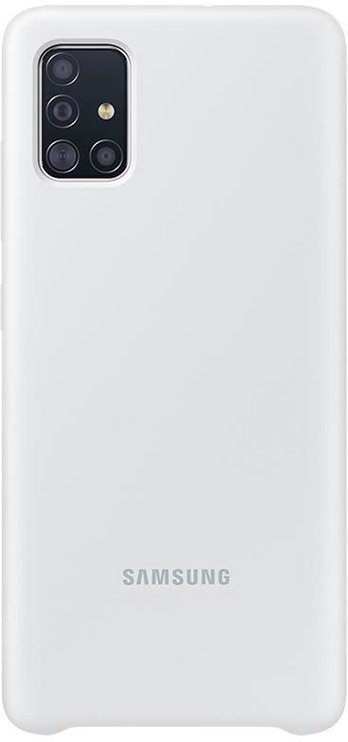 Back cover for Samsung A51 White