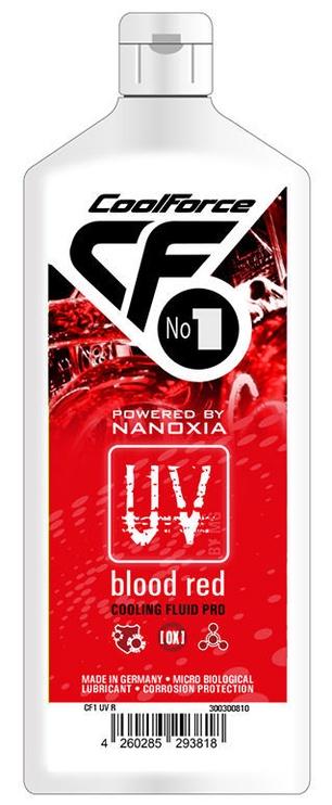 Nanoxia CF1 UV Red 1L