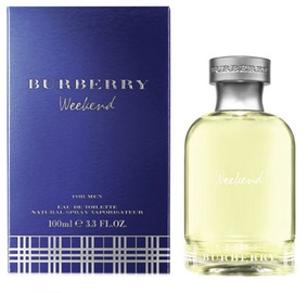 Tualetes ūdens Burberry Weekend for Men 100ml EDT