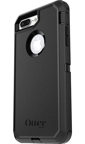 Otterbox Defender Series Back Case For Apple iPhone 7 Plus/8 Plus Black