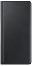 Samsung Leather View Case For Samsung Galaxy Note 9 Black