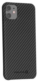 Evelatus Premium Carbon Back Case For Apple iPhone 11 Black