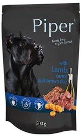 Влажный корм для собак (консервы) Dolina Noteci Piper Lamb/Carrot 500g