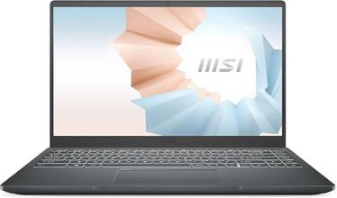 """Klēpjdators MSI Modern 4 B10RBSW-031PL, Intel® Core™ i5-10210U, 8 GB, 512 GB, 14 """""""