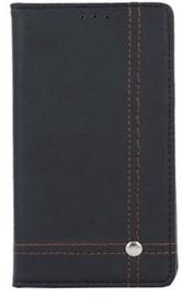 Mocco Smart Focus Book Case For Apple iPhone 7/8 Black/Brown