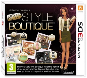 Nintendo 3DS New Style Boutique
