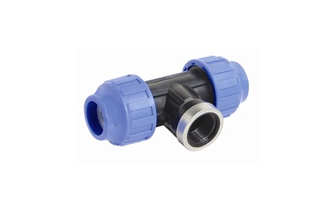 STP Fittings 710025 PP 25X3/4FX25