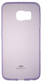 Roar Ultra Thin Back Case For Apple iPhone 6/6S Transparent/Violet